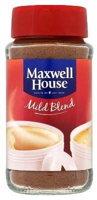 Maxwell House Coffee Powder Mild 12x100g