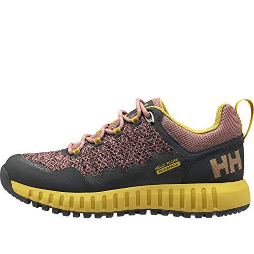Helly Hansen Damen Vanir Hegira Ht Walking-Schuh, Ash Rose/Ebony/Field Y, 37 EU