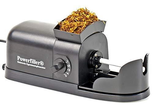 Powerfiller 1 - entubadora eléctrica   máquina de entubado de tabaco   entubadora automática de cigarrillos