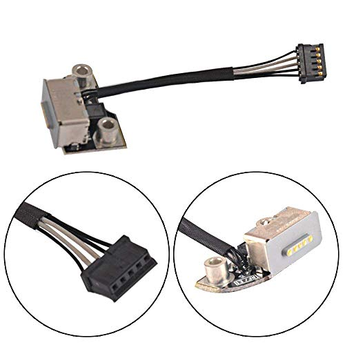 Willhom DC-in Power Board 820-2565-A Replacement for MacBook Pro Unibody 13.3' A1278 15.4' A1286 17' A1297 2009 2010 2011 2012 (661-5217, 661-5235, 922-9288, 922-9307)