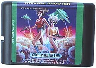 TopFor Trouble Shooter 16 Bit Md Game Card For Sega Mega Drive For Genesis