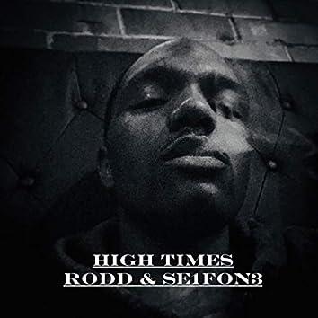 High Times (feat. Se1fOn3)
