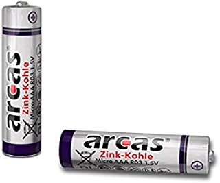 Suchergebnis Auf Für Einwegbatterien Arcas Einwegbatterien Batterien Akkus Zubehör Elektronik Foto