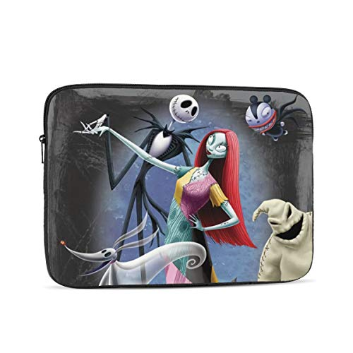 YiwuYshi The Nightmare Before Christmas 17 inch Laptop Protective Sleeve, Laptop Pocket Protective Sleeve/Tablet Briefcase Carrying Bag