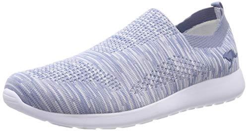 KangaROOS Unisex-Erwachsene K-Rick Slip Slip On Sneaker, Blau (Blue), 41 EU