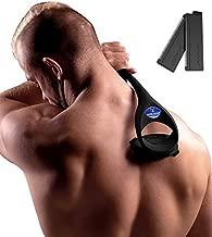 baKblade 2.0 PLUS – Back Hair Removal and Body Shaver (DIY), Ergonomic Handle,..