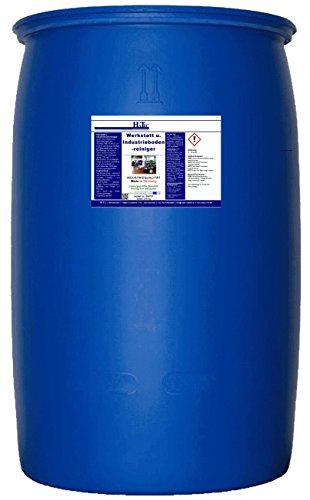 HaTec Werkstattbodenreiniger, Werkstatt- und Industriebodenreiniger 210 kg/Fass, kommt zum Einsatz als, Industriebodenreiniger, Industriereiniger, Werkstattreiniger, Ölentferner, Fettentferner