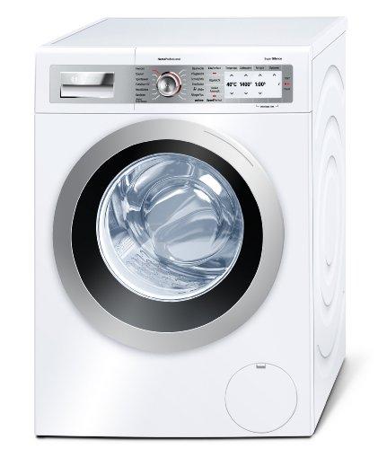Bosch WAY2874D Waschmaschine Frontlader / A+++ / 1400 UpM / 8 kg / ActiveWater Plus / EcoSilence Drive