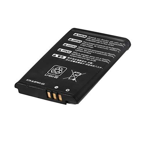 Batería adecuada compatible con Nintendo NEW 3DS, 1400 mAh con destornillador, compatible KTR-003