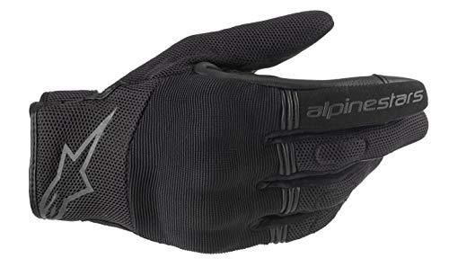 Alpinestars Motorradhandschuhe Copper Gloves Black, BLACK, L