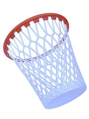 Papelera Basket Lovers Canasta Baloncesto. Fabricada en Polipropileno reciclable. Ideal para Regalo