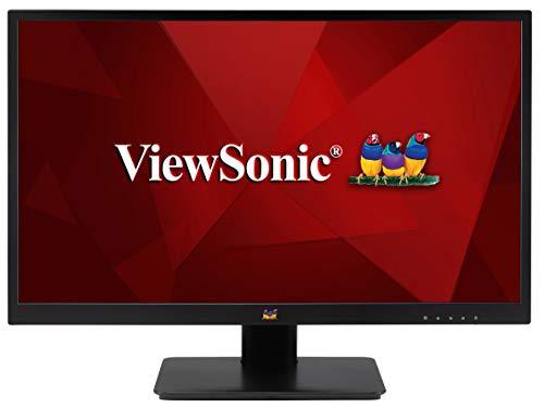 Viewsonic VA2210-MH 54,6 cm (22 Zoll) Monitor (Full-HD, IPS-Panel, HDMI, Lautsprecher) Schwarz