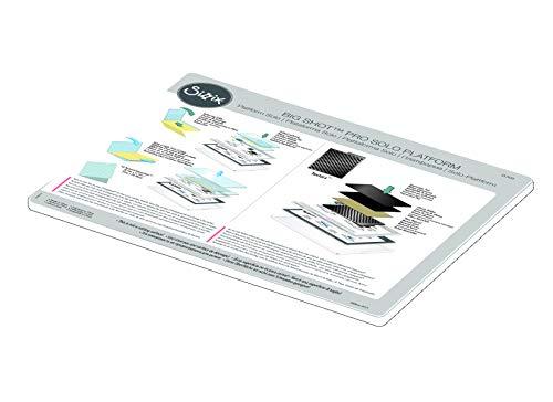 Sizzix Big Shot Pro Accessory - Solo Platform, Shim & Wafer Thin Die Adapter (657435)