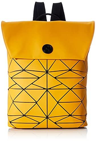Rieker Damen H1391 Rucksack, gelb, Normal