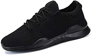 SR trade-YUNTU Men's Sports Shoes Spring and Summer Fashion Men's Casual Shoes with Breathable Shoes Sports Shoes Men's Sports Shoes