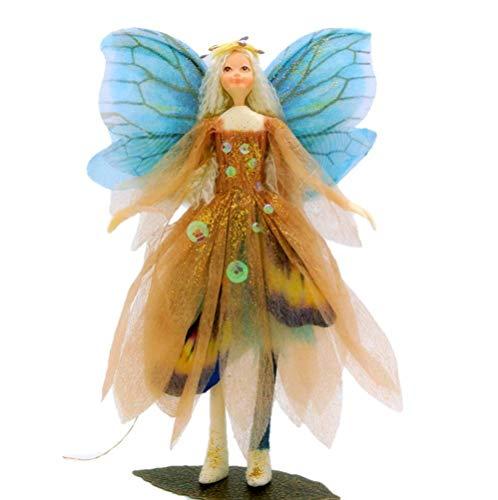 Tassie Design Handmade Celtic Stardust Fairy Doll - with Wings