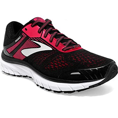 Brooks Defyance 11, Zapatillas para Correr Mujer, Black Black Pink, 43 EU