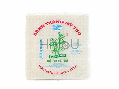 TUFOCO BAMBOO TREE Vietnamita Carta di riso 22x22 cm. 340 g