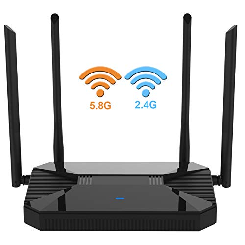 【Newest 2020】 Wireless WiFi Router...