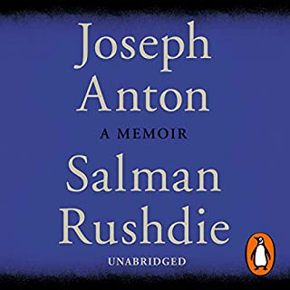 Joseph Anton                   By:                                                                                                                                 Salman Rushdie                               Narrated by:                                                                                                                                 Salman Rushdie,                                                                                        Sam Dastor                      Length: 27 hrs     25 ratings     Overall 4.1