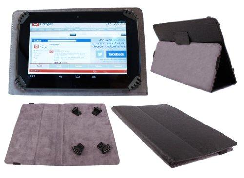 DURAGADGET Funda/Atril para Tablet SPC Flow 7 - con Interior Aterciopelado