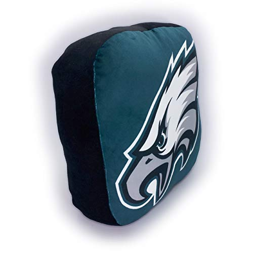 Northwest NFL Philadelphia Eagles Cloud Logo Pillow, One Size, Multicolor