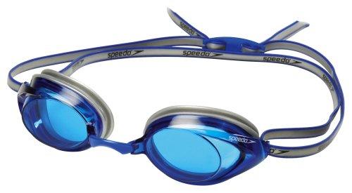 Speedo Vanquisher 2.0 Swim Goggle, Blue, One Size