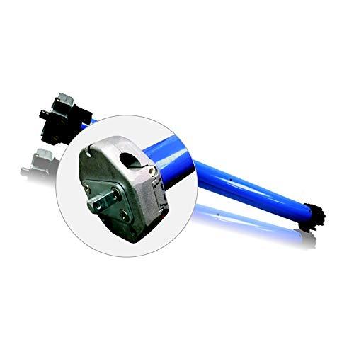 Heicko S de rama GmbH Motor de persiana/persiana con accionamiento/Toldo accionamiento/Toldo (Motor, Mecánico ajustable, Not Manivela operativos (Sw70| 140Nm | hasta 316kg) (1St)