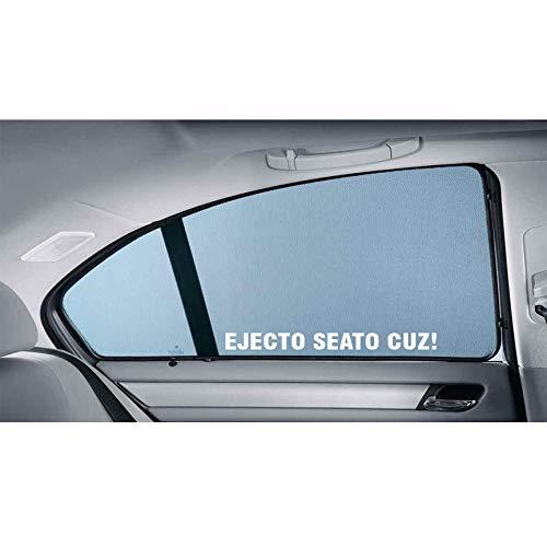 Seek Racing EJECTO SEATO Cuz Decal CAR Truck Window Bumper Sticker Boost Low Euro Illest JDM KDM Funny Joke Fast and Furious Paul Walker