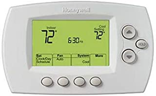 Honeywell Wi-Fi 7-Day Programmable Thermostat (RTH6580WF) Requires C Wire