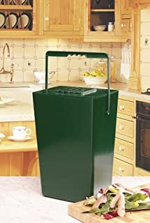Tierra Garden GP98 Odor Free Compost Caddy