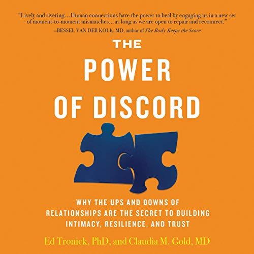 The Power of Discord audiobook cover art
