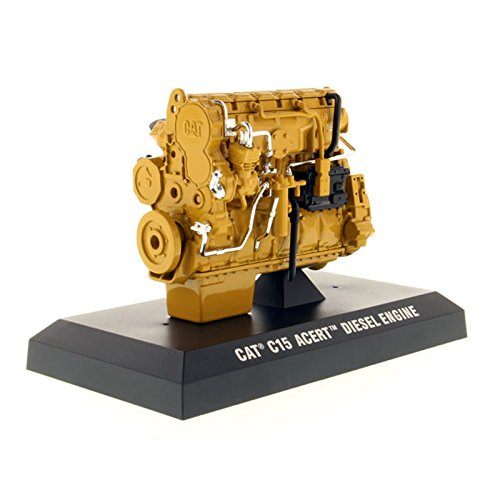 Caterpillar CAT C15 ACERT Diesel Engine Core Classics Series 1/12 by Diecast Masters 85139