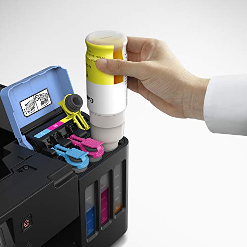 Canon PIXMA G5020 Wireless MegaTank Single Function SuperTank Printer | Mobile & Auto 2-Sided Printing Photo #11