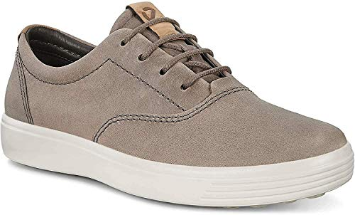 ECCO Herren Soft 7 M Sneaker, Grau (Stone 2064), 45 EU