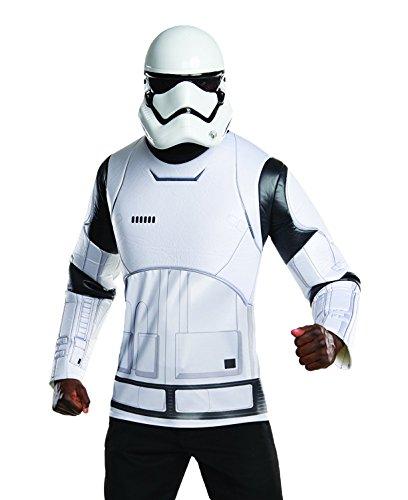 Star Wars: The Force Awakens Stormtrooper Kit de fantasia
