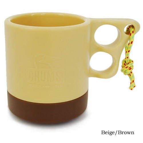 (チャムス) CHUMS ブービーマグカップ CH62-0149 Beige/Brown:5126