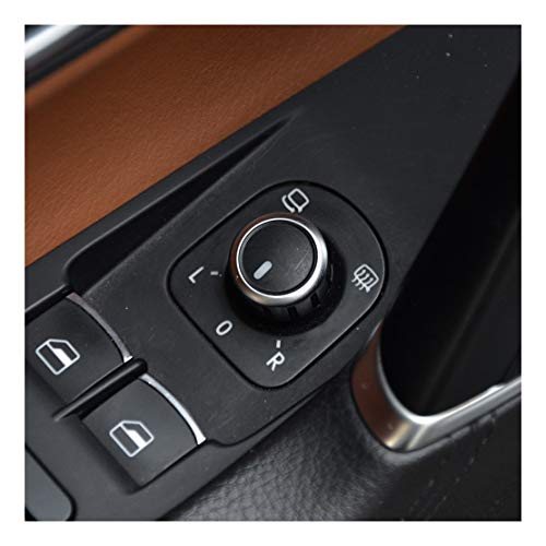 xy Control de Espejo Energía Eléctrica Espejo del Lado del Interruptor de Control Botones 1K0959565 1K0959565H for VW Golf MK5 MK6 Passat B6 Tiguan EOS Interruptor de Control de Espejo retrovisor