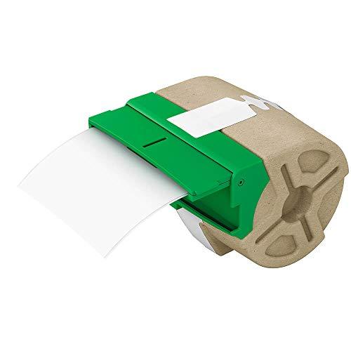 Leitz, Intelligente Endlos-Plastik-Etikettenkartusche, 88 mm Breite, 10 m Länge, Weiß, 70160001