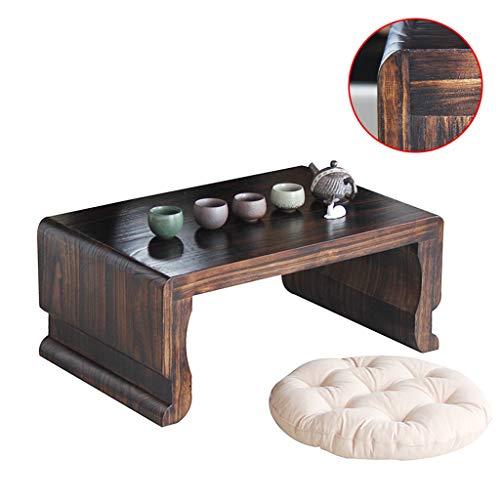 Tatami Tuinmeubelen en accessoires, tafel, multifunctionele massief hout, salontafel, woonkamer, balkon, erker tafel, Zen, theeceremonie, lage tafel