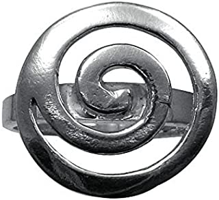 Anello stravagante da Donna in Argento 925 Spirale R001377