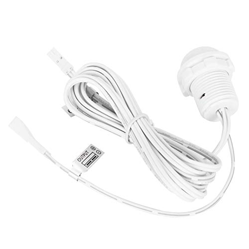 Fybida Interruptor de inducción, Sensor de Infrarrojos, fácil de Instalar, Amplia aplicación, Buen Rendimiento, Resistente y Duradero para Tira de luz LED Suave, para luz de Armario,