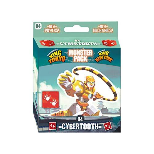 iello IEL51637 Monster Pack: Cybertooth