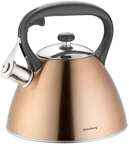 Whistling Kettle 3 L Stove Induction,Gas, Electric...