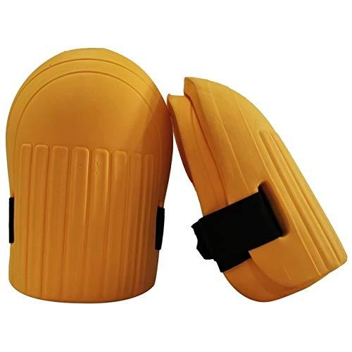GHDBHFD 1 Paar Flexible Weichschaum Kneepads Schutz Sport Arbeitssicherheit Selbstschutz for Gartenarbeit Reinigung Schutzdrop (Color : A3)