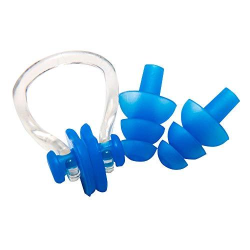 ケイ・ララ 耳栓 鼻栓 セット 水泳 ノーズクリップ シンクロ スイミング スイム y1