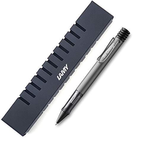 Lamy AL-star graphite Kugelschreiber Modell 226, mit Gravur (Lasergravur), V60