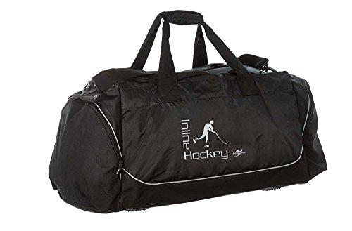 Tasche Jumbo schwarz Inline Hockey