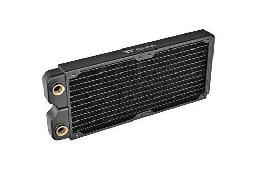 Thermaltake Pacific C240 Radiator (zubehör Wasserkühlung) schwarz