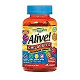 Alive! Children's Multivitamin Gummies